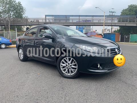 Renault Fluence Expression CVT  usado (2013) color Negro precio $110,000