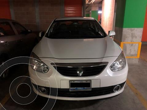 Renault Fluence Dynamique Pack CVT usado (2011) color Blanco precio $105,000