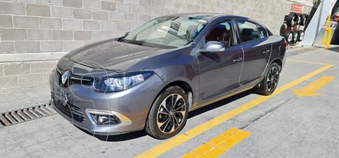 Renault Fluence Dynamique CVT usado (2017) color Gris precio $180,000