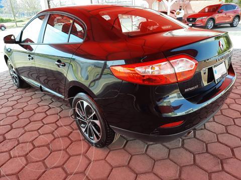 Renault Fluence Dynamique usado (2017) color Negro precio $215,000