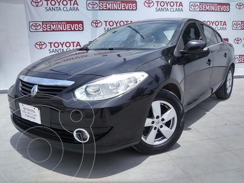 Renault Fluence Dynamique Pack CVT usado (2011) color Negro precio $97,000