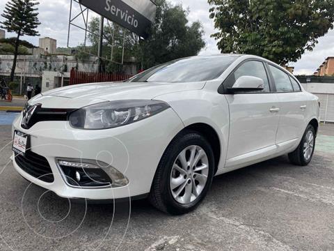 Renault Fluence Expression CVT usado (2017) color Blanco precio $175,000
