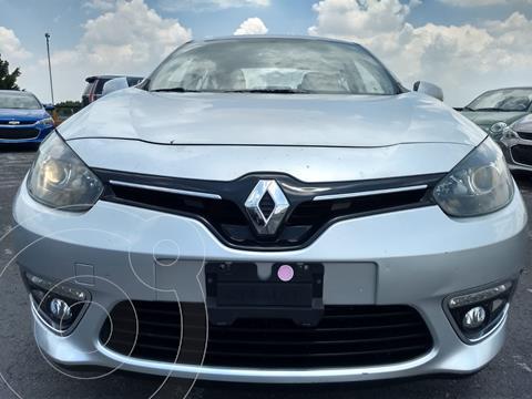 Renault Fluence Dynamique CVT usado (2017) color Plata financiado en mensualidades(enganche $38,580)