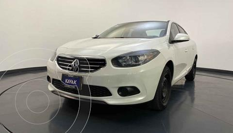 Renault Fluence Authentique usado (2013) color Blanco precio $124,999