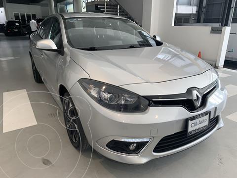 Renault Fluence Dynamique CVT usado (2017) color Plata Dorado precio $195,000