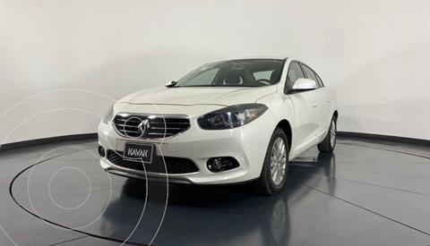 Renault Fluence Expression CVT  usado (2013) color Blanco precio $124,999