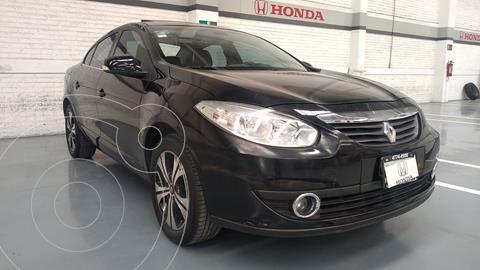 Renault Fluence Privilege CVT usado (2012) color Negro precio $137,000