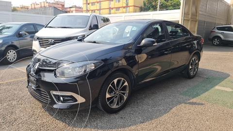 Renault Fluence Privilege CVT usado (2016) color Negro precio $176,000