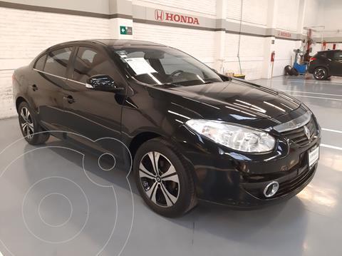 foto Renault Fluence Privilege CVT usado (2012) color Negro precio $137,000