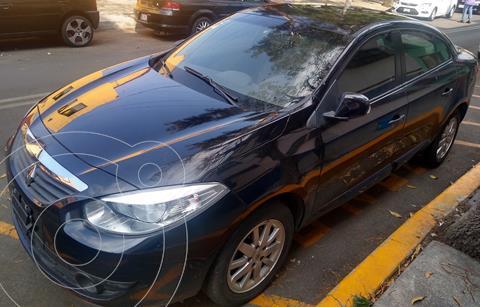 Renault Fluence Expression CVT usado (2011) color Negro precio $68,000