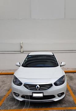 Renault Fluence Expression usado (2014) color Blanco Perla precio $125,000