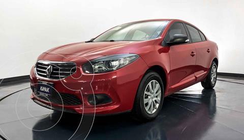Renault Fluence Authentique  usado (2013) color Rojo precio $117,999
