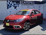 Foto venta Auto usado Renault Fluence Privilege CVT (2017) color Rojo precio $269,000