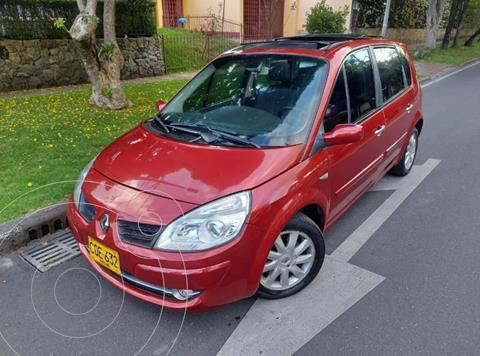 Renault Grand Scenic 2.0L usado (2008) color Rojo precio $25.900.000