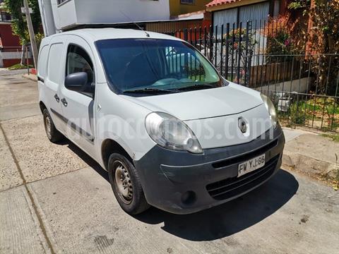 Renault Kangoo ll Express 1.5 Diesel  usado (2013) color Blanco precio $4.490.000