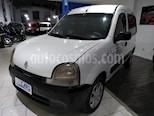 Foto venta Auto usado Renault Kangoo 1.9 DSL Pack Plus 2 PLC (2007) color Blanco precio $188.000