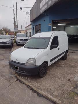 Renault Kangoo Break 1.6 Confort usado (2008) color Blanco precio $780.000