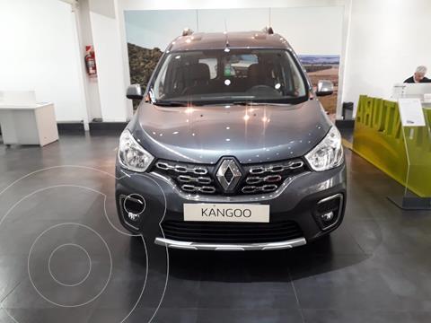 Renault Kangoo Express Confort 1.6 SCe 5A nuevo color Gris Cuarzo financiado en cuotas(anticipo $250.000 cuotas desde $22.000)