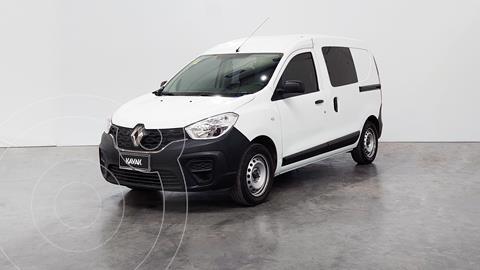 Renault Kangoo Express Emotion 1.6 SCe usado (2018) color Blanco Glaciar precio $1.950.000