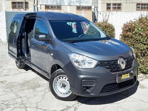 Renault Kangoo Express Confort 1.6 SCe 5A usado (2018) color Gris Oscuro precio $950.000