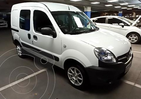 Renault Kangoo 2 Express 1.6 Confort 1P usado (2016) color Blanco Glaciar precio $1.380.000