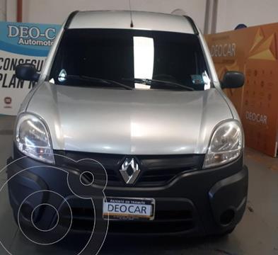 Renault Kangoo Confort 1.6 5 A Cd Ca Da S /vidrio Tras. 2 Plc usado (2015) color Gris Plata  precio $1.290.000