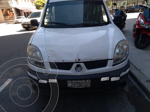 Renault Kangoo 2 Break 1.5 dCi SL Campus usado (2013) color Blanco precio $850.000