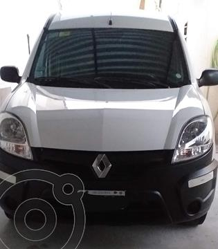 Renault Kangoo 2 Break 1.6 Authentique 1P usado (2016) color Blanco Glaciar precio $1.190.000