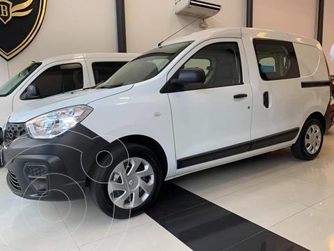Renault Kangoo Express Confort 1.6 SCe 5A nuevo color Blanco Glaciar precio $2.455.000