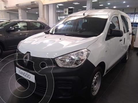 Renault Kangoo Express Confort 1.6 SCe 5A nuevo color Blanco financiado en cuotas(anticipo $350.000 cuotas desde $15.500)