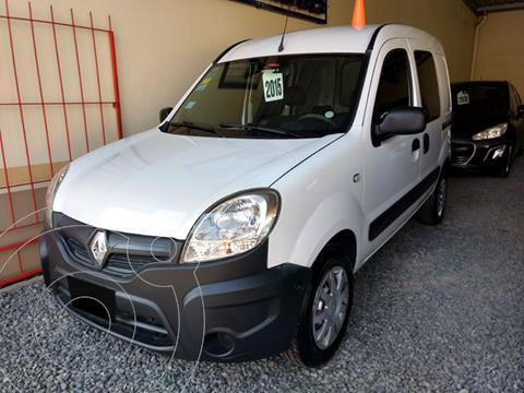 Renault Kangoo 2 Express 1.6 Grand Confort 2P usado (2015) color Blanco Glaciar precio $1.550.000