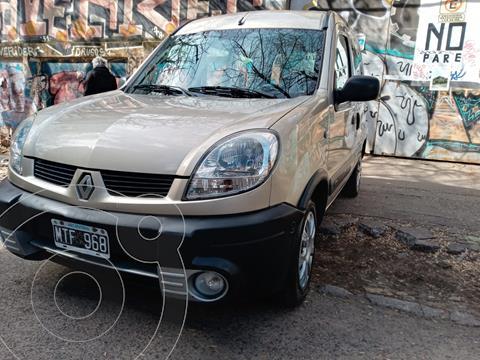 Renault Kangoo 2 Break 1.6 Authentique  usado (2013) color Beige precio $1.200.000