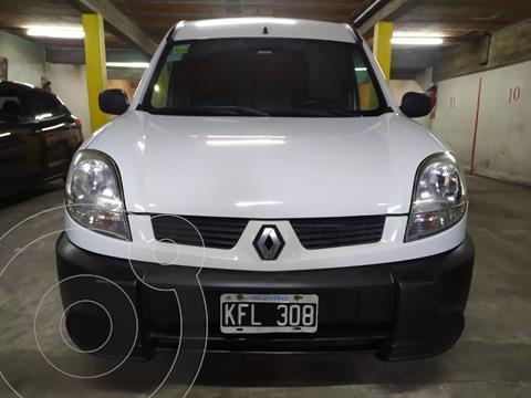 Renault Kangoo 2 Express 1.6 Confort 5 Pas usado (2011) color Blanco Glaciar financiado en cuotas(anticipo $430.000)