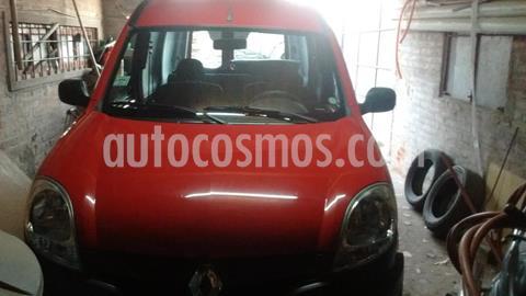 Renault Kangoo 2 Express 1.6 Grand Confort 2P usado (2016) color Rojo Vivo precio $980.000