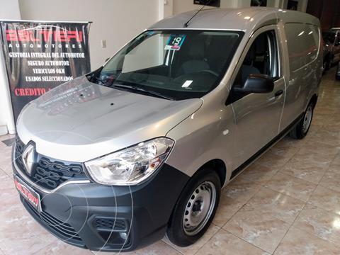 Renault Kangoo Express Confort 1.6 SCe usado (2019) color Plata precio $2.350.000
