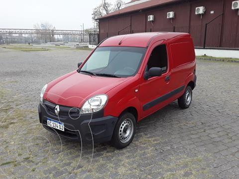 Renault Kangoo 2 Express 1.6 Confort 1P usado (2018) color Rojo precio $1.500.000
