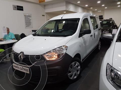 Renault Kangoo Express Confort 1.6 SCe 5A nuevo color Blanco Glaciar financiado en cuotas(anticipo $460.000 cuotas desde $23.890)