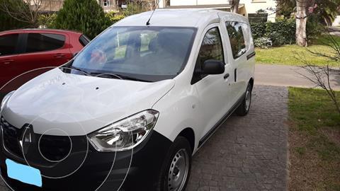 Renault Kangoo Express Confort 1.6 SCe 5A usado (2020) color Blanco Glaciar precio $1.750.000