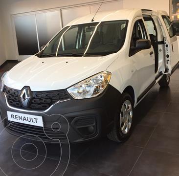 Renault Kangoo Express Confort 1.6 SCe 5A nuevo color Blanco Glaciar financiado en cuotas(anticipo $270.000 cuotas desde $23.000)