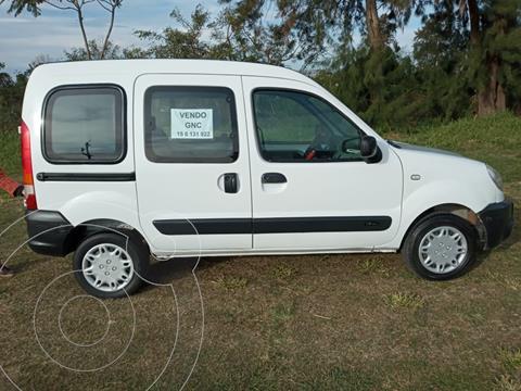 Renault Kangoo 2 Express 1.6 Confort usado (2011) color Blanco precio $850.000