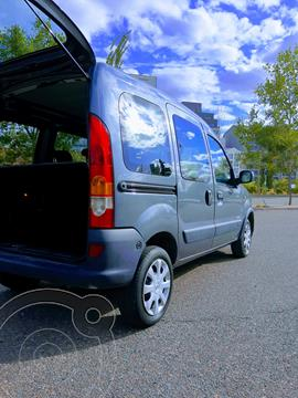 Renault Kangoo 2 Break 1.6 Authentique Plus 2P usado (2016) color Gris Acero precio $1.150.000