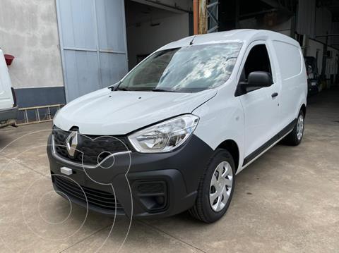 Renault Kangoo Express Confort 1.6 SCe nuevo color Blanco financiado en cuotas(anticipo $300.000 cuotas desde $15.500)