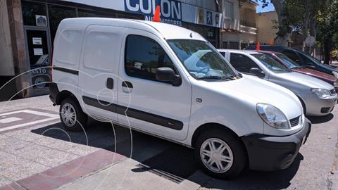 Renault Kangoo 2 Express 1.6 Confort usado (2013) color Blanco precio $849.000