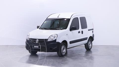 Renault Kangoo 2 Express 1.6 Confort Pack 2P 5 Pas usado (2017) color Blanco Glaciar precio $1.350.000