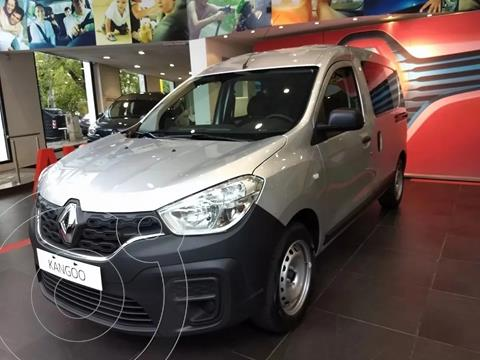 Renault Kangoo Express Confort 1.6 SCe 5A nuevo color Gris financiado en cuotas(anticipo $267.600 cuotas desde $22.300)