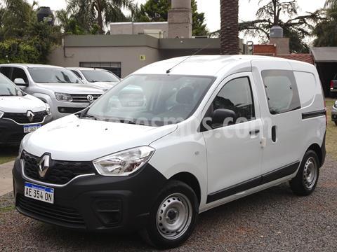 Renault Kangoo 2 Express 1.6 Confort Pack 2P 5 Pas usado (2020) color Blanco Glaciar precio $1.825.000