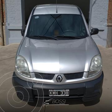 Renault Kangoo Express 1.6 usado (2011) color Gris precio $750.000