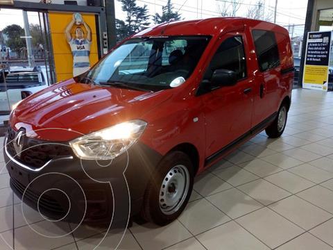 Renault Kangoo Express Confort 1.6 SCe 5A nuevo color Rojo Vivo financiado en cuotas(anticipo $380.000 cuotas desde $21.300)