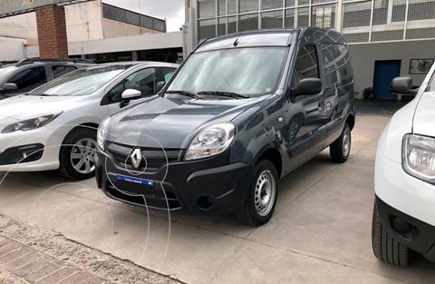 Renault Kangoo Express Confort 1.6 SCe usado (2018) color Gris precio $1.380.000