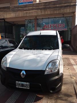 foto Renault Kangoo Express 1.6 usado (2014) color Blanco precio $780.000